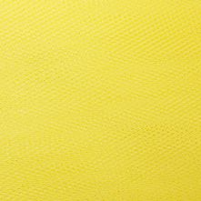 Bright Yellow Dress Net Fabric